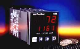 Partlow West, Partlow Electronic Controllers, Partlow Electronic Recorders